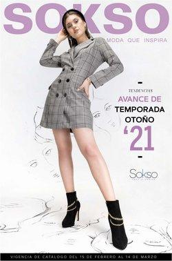 Catálogo Sokso ( 12 días más)