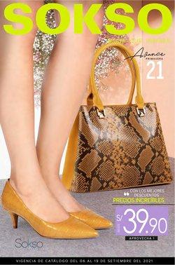 Ofertas de Ropa, zapatos y complementos en el catálogo de Sokso ( Vence hoy)