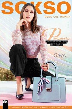 Ofertas de Sokso en el catálogo de Sokso ( 20 días más)