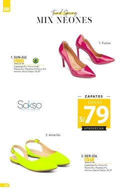 Ofertas de Zapatos en Sokso