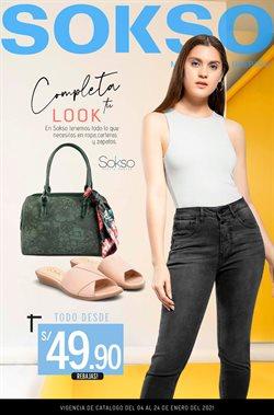 Ofertas de Ropa, zapatos y complementos en el catálogo de Sokso en Huánuco ( 7 días más )