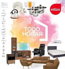 Ofertas de Tiendas por departamento en el catálogo de Estilos ( 14 días más )