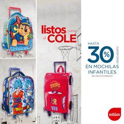 Ofertas de Estilos  en el folleto de Arequipa