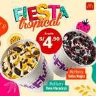 Catálogo McDonald's ( 21 días más )