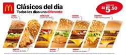Ofertas de Restaurantes en el catálogo de McDonald's ( 14 días más )