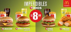 Ofertas de McDonald's  en el folleto de Lima