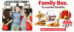 Cupón McDonald's en Lima ( Publicado ayer )