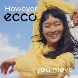 Catálogo Ecco ( Más de un mes)