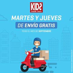 Ofertas de Kids Made here  en el folleto de Lima