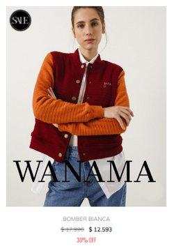 Catálogo Wanama ( 10 días más)