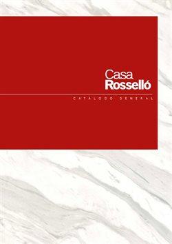 Ofertas de Hogar y muebles en el catálogo de Casa Rosselló en Huánuco ( Más de un mes )