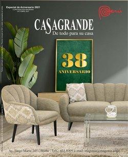 Ofertas de Hogar y muebles en el catálogo de Casa Grande ( 23 días más)