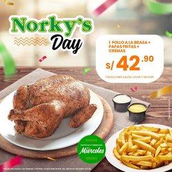 Catálogo Norky's ( 10 días más)