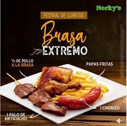 Ofertas de Restaurantes en el catálogo de Norky's en Huacho ( Publicado hoy )
