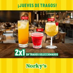 Ofertas de Norky's  en el folleto de Lima