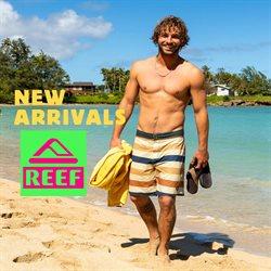 Ofertas de Deporte en el catálogo de Reef en Huánuco ( 3 días publicado )