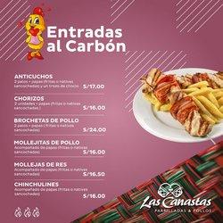 Ofertas de Las Canastas en el catálogo de Las Canastas ( 12 días más)