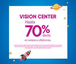 Ofertas de Vision Center  en el folleto de Lima