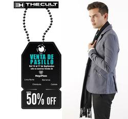 Ofertas de The Cult Store  en el folleto de Lima