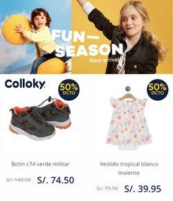 Catálogo Colloky ( 9 días más)