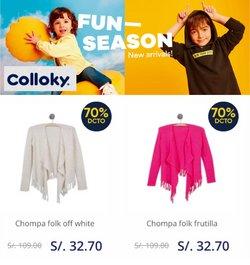 Ofertas de Juguetes, Niños y Bebés en el catálogo de Colloky ( 2 días más)