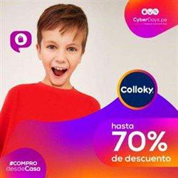 Ofertas de Juguetes, Niños y Bebés en el catálogo de Colloky en Huacho ( Caduca mañana )