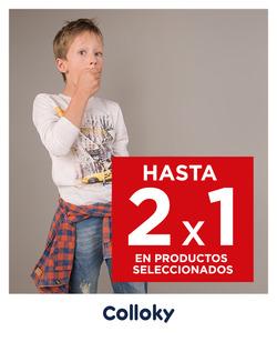 Ofertas de Colloky  en el folleto de Lima
