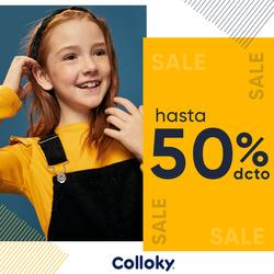 Cupón Colloky en Lima ( 17 días más )
