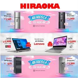 Catálogo Hiraoka en Lima ( Caducado )