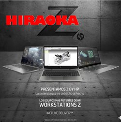 Catálogo Hiraoka ( 16 días más )