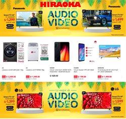 Catálogo Hiraoka ( 3 días más )