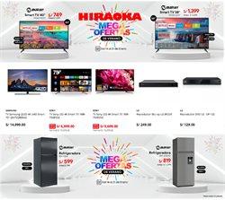 Catálogo Hiraoka ( 2 días publicado )