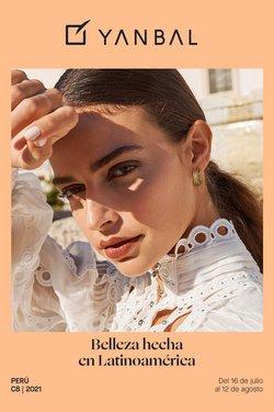 Ofertas de Perfumerías y belleza en el catálogo de Yanbal ( 11 días más)