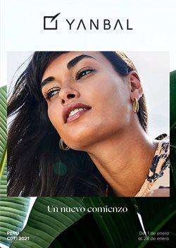 Ofertas de Perfumerías y belleza en el catálogo de Yanbal en Arequipa ( 6 días más )