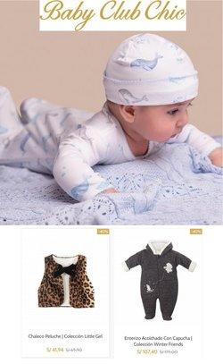 Ofertas de Juguetes, Niños y Bebés en el catálogo de Baby Club ( 10 días más)