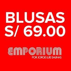 Ofertas de Emporium  en el folleto de Lima