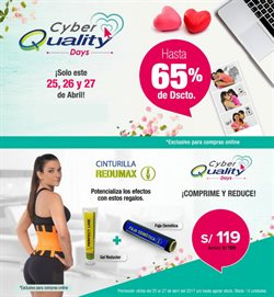 Ofertas de Quality Products  en el folleto de Tacna