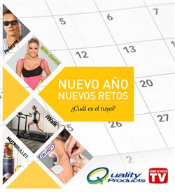 Ofertas de Quality Products  en el folleto de Arequipa