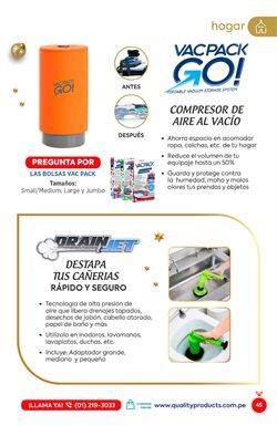 Ofertas de Bolsas en Quality Products