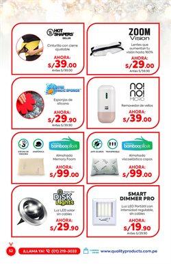 Ofertas de Electricidad en Quality Products