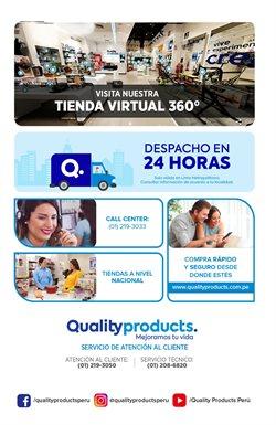 Ofertas de Nivel en Quality Products