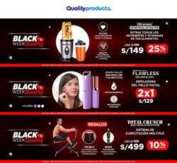 Ofertas de Tiendas por departamento en el catálogo de Quality Products en Huánuco ( 3 días publicado )