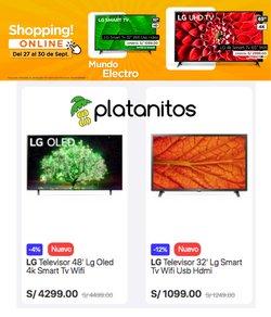 Ofertas de Ropa, zapatos y complementos en el catálogo de Platanitos ( Publicado hoy)