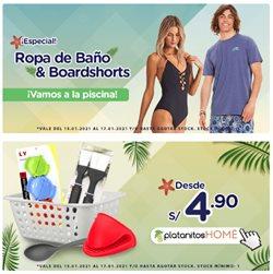 Ofertas de Ropa, zapatos y complementos en el catálogo de Platanitos en Huánuco ( Caduca hoy )