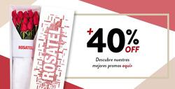 Ofertas de Viajes y ocio  en el folleto de Rosatel en Iquitos