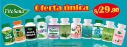 Ofertas de Perfumerías y belleza  en el folleto de Fitosana en Arequipa