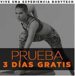 Ofertas de Bodytech  en el folleto de Lima