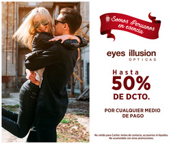 Ofertas de Eyes Illusion  en el folleto de Lima
