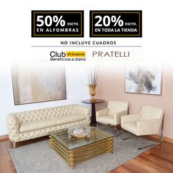 Ofertas de Pratelli  en el folleto de Lima