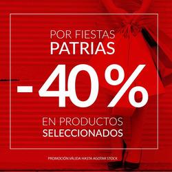 Ofertas de Elisandra Boutique  en el folleto de Lima